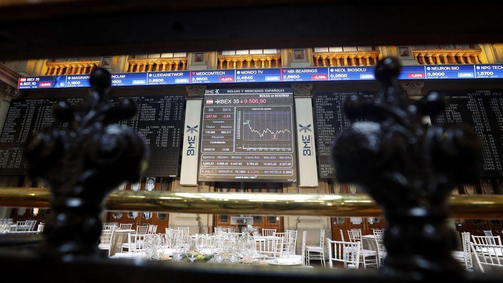 El mercado ignora la caída de Rajoy: el Ibex rebota y la prima baja a 100