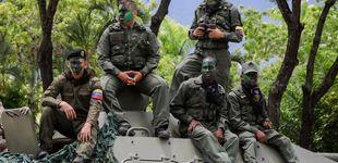 Post de Maduro militariza la frontera con Colombia entre acusaciones de apoyo a las FARC