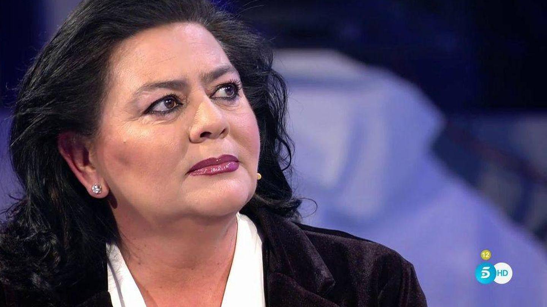 María del Monte, en 'Volverte a ver'. (Mediaset)