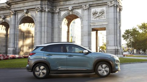 Hyundai Kona EV, eléctrico muy capaz