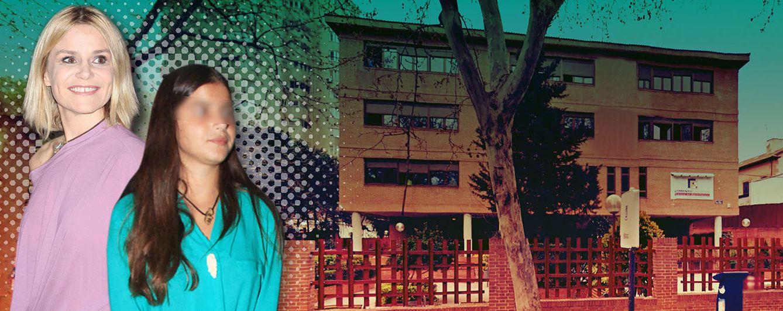 Eugenia Martínez de Irujo cambia a Tana de colegio: de un británico a uno del Opus