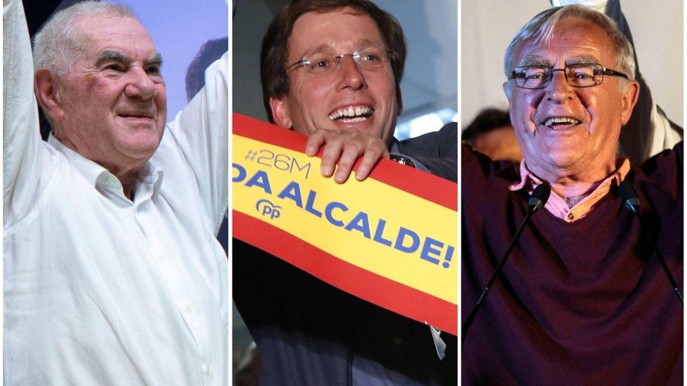 Foto: Elecciones municipales 2019. (El Confidencial)