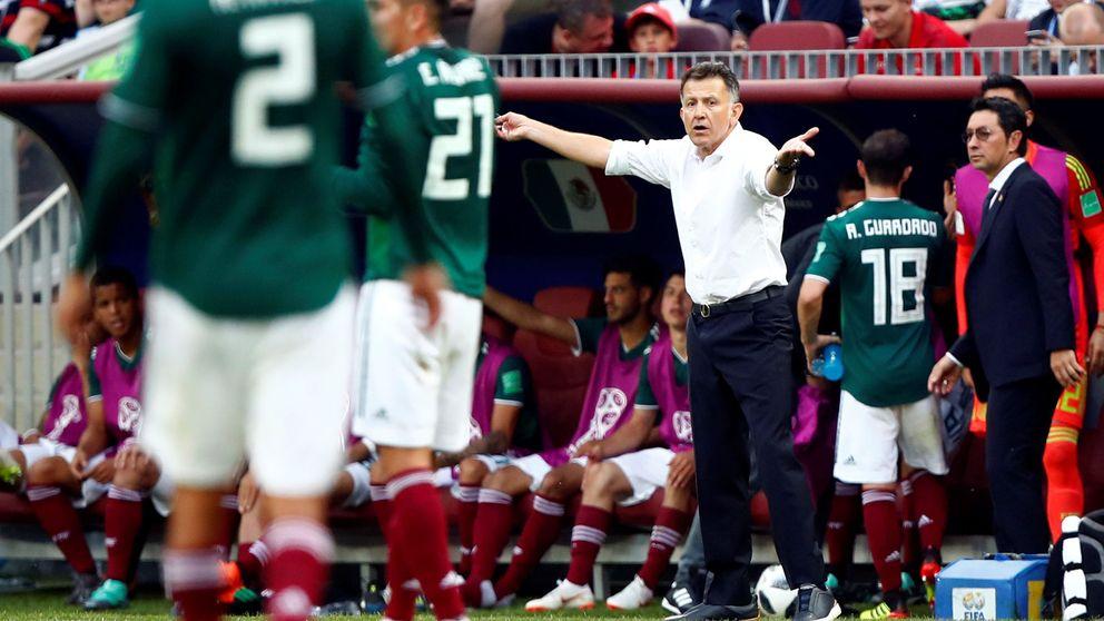 Así 'maltrata' México a sus técnicos: A Osorio lo despellejaron y tuvo que aguantar
