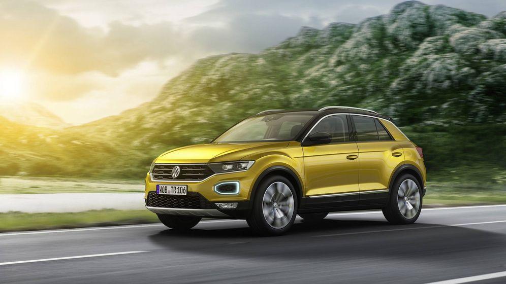 Foto: Este es el T-Roc, el acceso a la gama todocamino en Volkswagen.