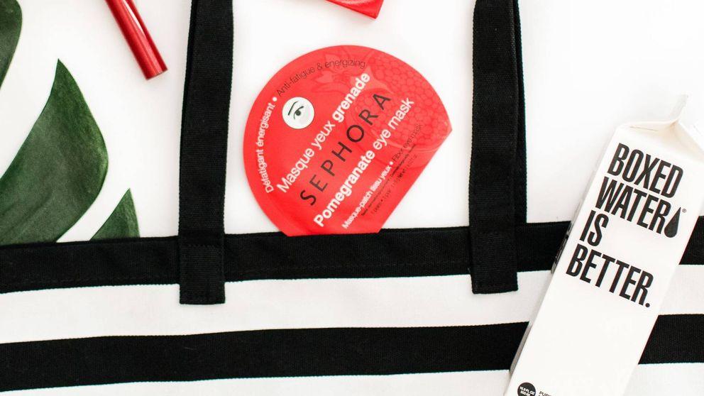 Los tres productos de maquillaje más vendidos de Sephora: paleta iluminadora, corrector y base