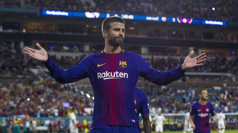 Piqué, tápate los oídos: si te pitaron en el tenis de Madrid y a Ramos le pareció bien