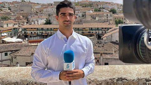 La impecable respuesta de un reportero de Telecinco tras ser atacado por quedarse en blanco