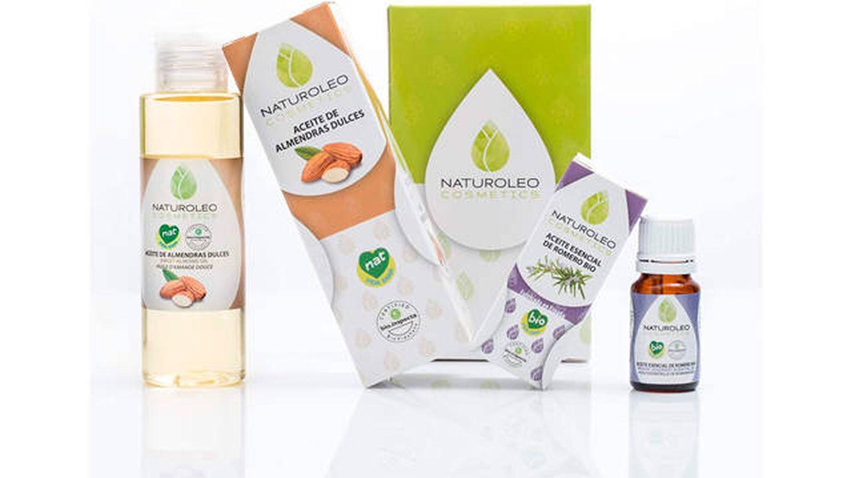 Aceite de almendras ecológico Naturoleo Cosmetic