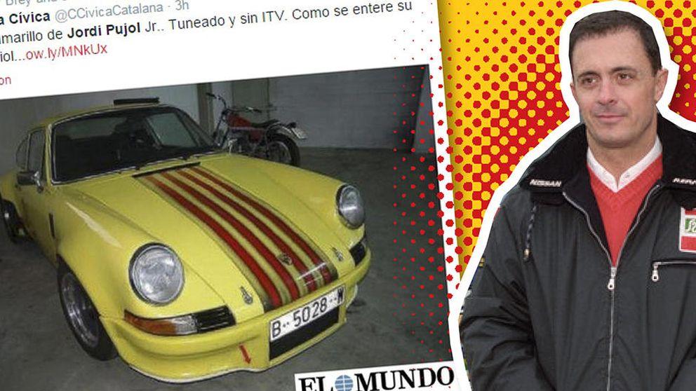 Pujol Ferrusola, su Porsche y otros vehículos de imputados