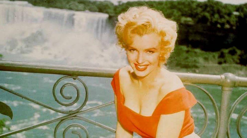 A subasta las legendarias fotos de Marilyn Monroe en 'Niágara'