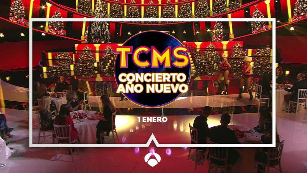 Foto: Antena 3 emitirá el 1 de enero su ya tradicional 'Concierto de Año Nuevo'. (Atresmedia)