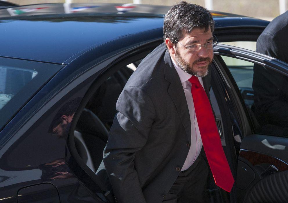 Foto: El secretario de Estado español de Energía, Alberto Nadal (EFE)