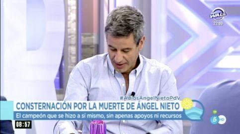 Nico Abad, impactado con la muerte de Ángel Nieto: Ha hecho grande el deporte
