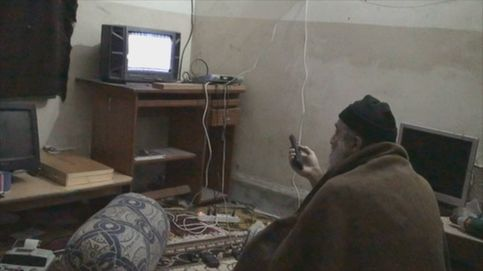 ¡Pobre Bin Laden! Sus miserables últimos días entre porno y 'Barrio Sésamo'