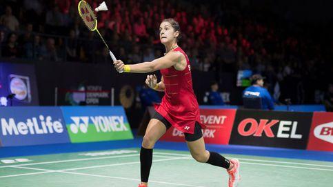 Carolina Marín cae en semifinales del Abierto de Dinamarca