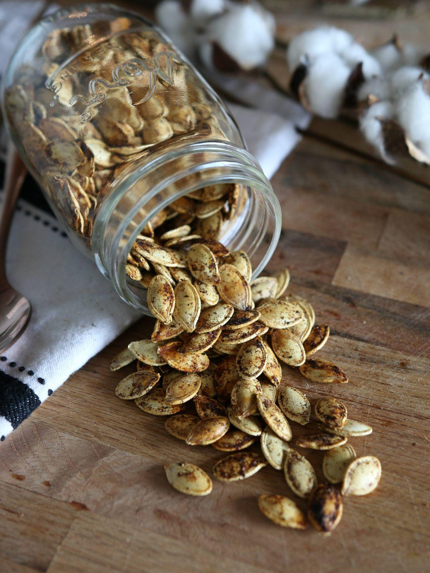 Semillas comestibles para perder peso. (Macey Bundt para Unsplash)