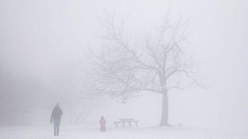 Nieve en Budapest