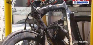Post de El peligro oculto (y aislado) de una bicicleta eléctrica o cuando el motor explota