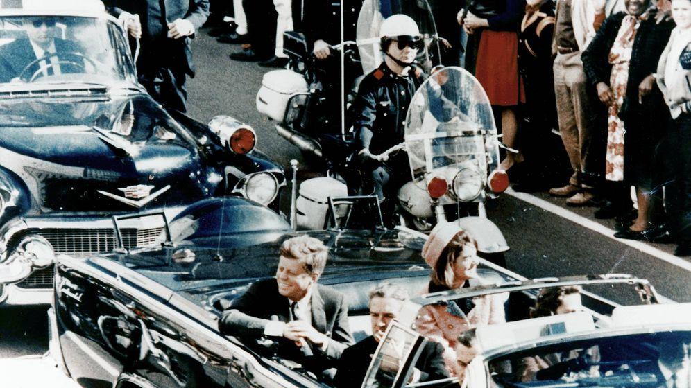 Foto: JFK murió durante una visita a Dallas el 22 de noviembre de 1963. (Wikipedia)