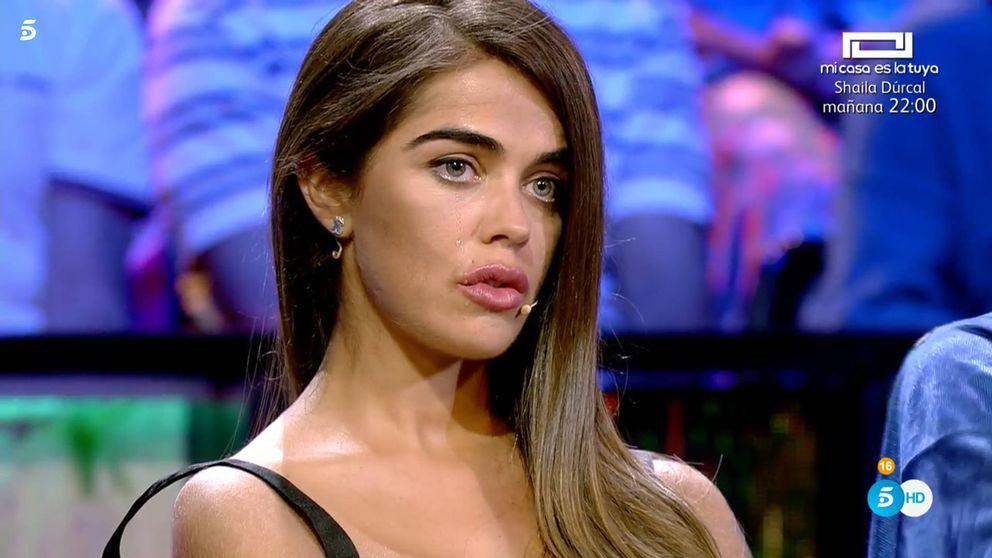 Jorge Javier Vázquez hace llorar a Violeta por una broma sobre Fabio en 'SV 2019'