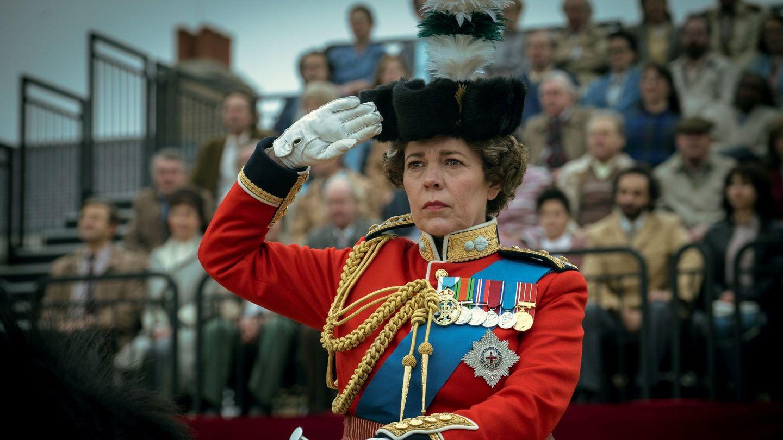 Fotograma de una escena de 'The Crown'. (Netflix)