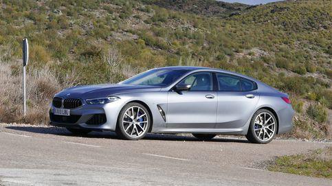 BMW M850i, deportividad en una berlina de 5 metros