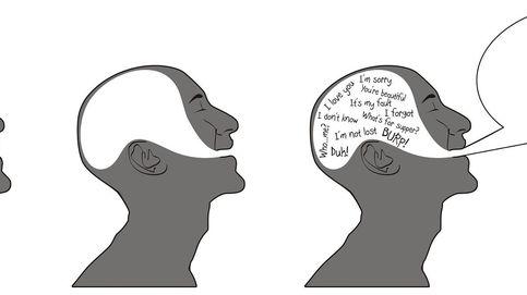 El cerebro controla el habla, pero no cómo pensábamos hasta ahora