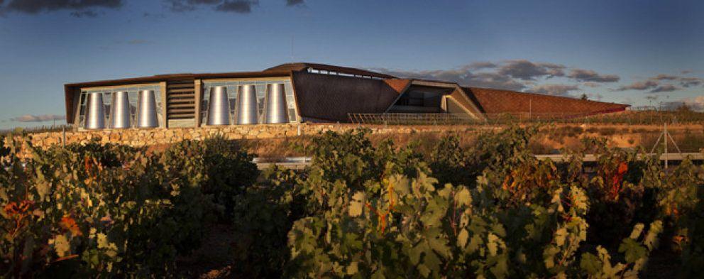 Vinos arquitectos del vino cuando foster gehry o moneo - Arquitectos famosos espanoles ...