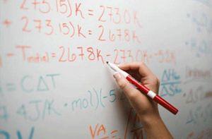 Mamá, quiero ser matemático