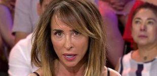 Post de María Patiño sentencia a Chabelita tras el 'Deluxe' de Omar: