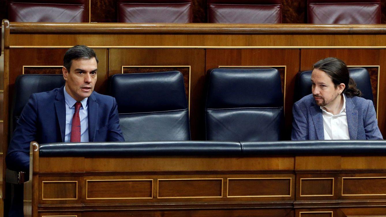 El Gobierno logra el apoyo de la CEOE a una 'renta puente' de 500 € por el coronavirus