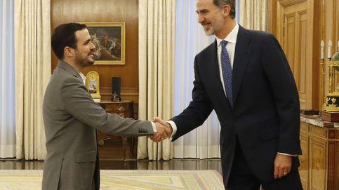 La ronda de consultas del Rey, en directo | Arrimadas: Intentaré que Sánchez rectifique
