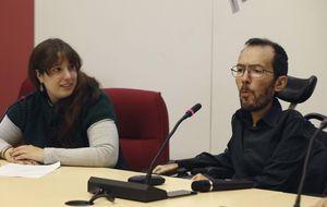 Las bases críticas de Podemos defienden 'una mayor pluralidad'