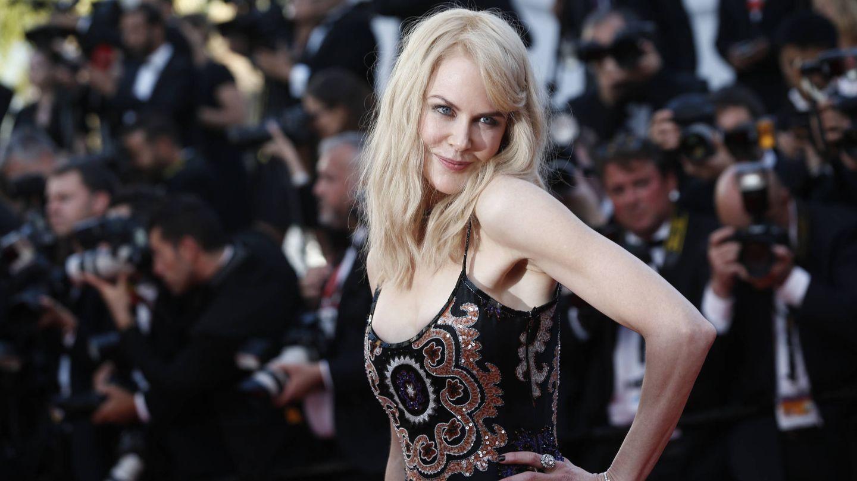 Nicole Kidman en una imagen de archivo. (Gtres)