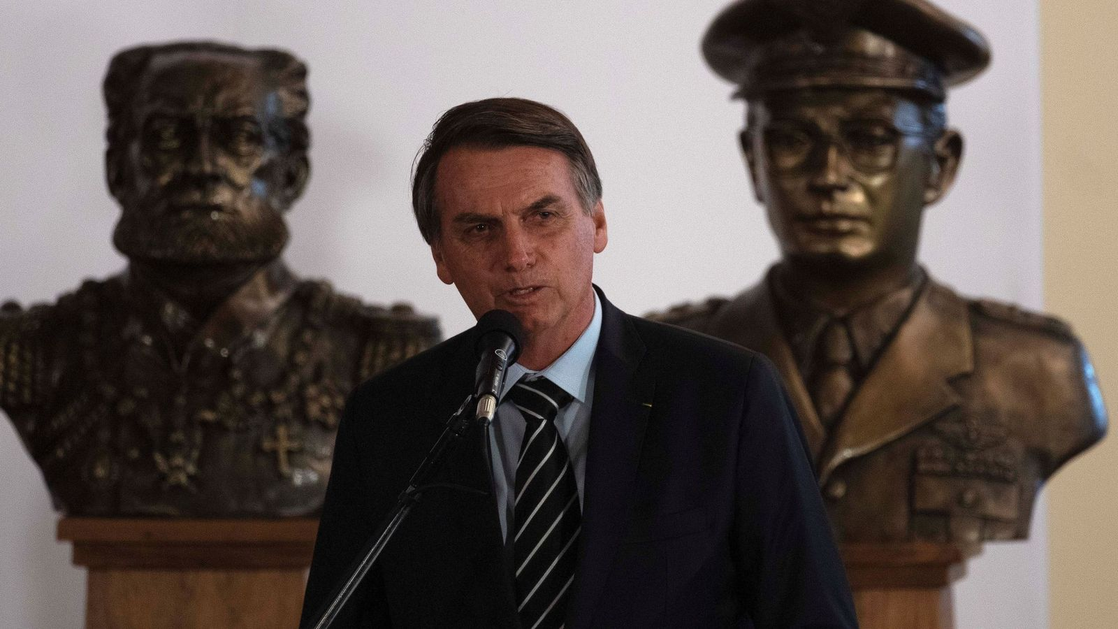 Foto: La llegada de Bolsonaro al poder en Brasil no está dejando indiferente a nadie