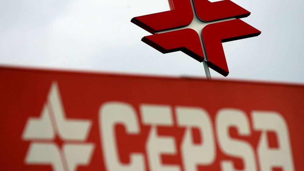 Foto: Logotipo de Cepsa. (Reuters)