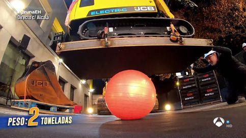 El increíble reto de 'El hormiguero' con una simple pelota de pilates