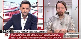 Post de El dardo de Podemos a Mediaset tras la cancelación de 'Las mañanas de Cuatro'