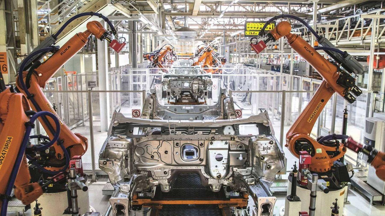 En la planta de Martorell se fabrican los Seat Ibiza, Arona y León y también el Audi A1.
