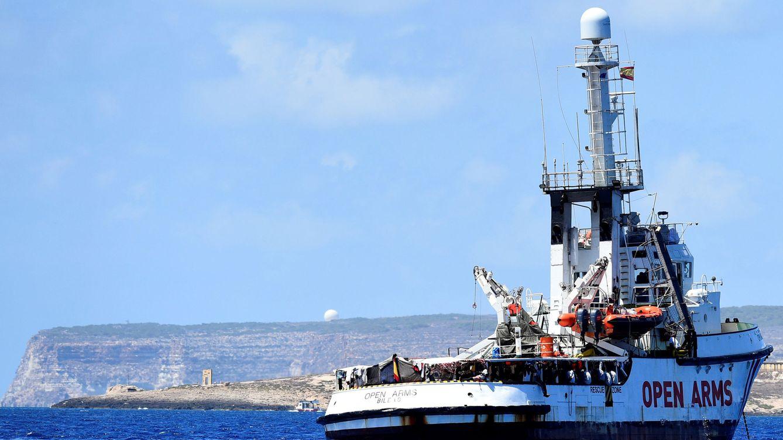 Open Arms, las mafias y el efecto llamada: verdades y mentiras en el Mediterráneo