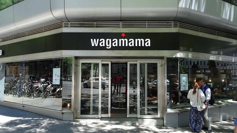 Foto: Establecimiento de la cadena británica de comida asiática Wagamama. (Foto: Triplecaña / CC BY-SA)