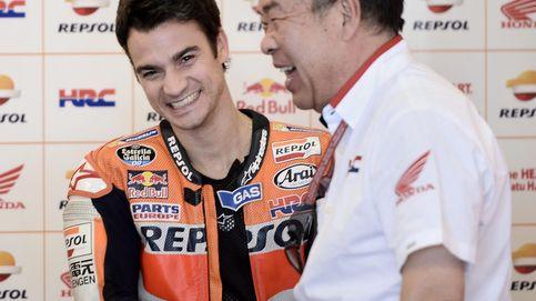 Honda busca capitán para su futuro en MotoGP... y no son ni Márquez ni Pedrosa