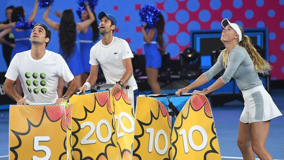 La reunión del 'sindicalista' Djokovic que pide más dinero para los (no las) tenistas