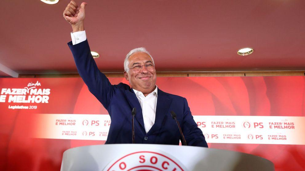 Portugal pide más 'geringonça': el pacto histórico de la izquierda lusa