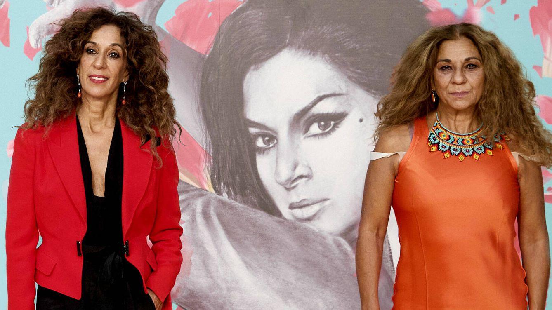 La esencia de Lola Flores y el color se apoderan de la alfombra del FesTVal de Vitoria