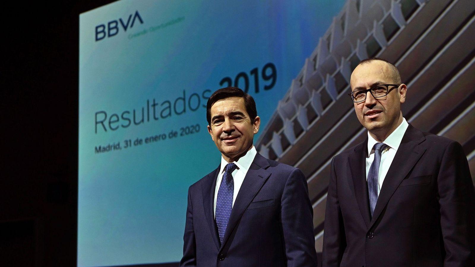 Torres y la cúpula de BBVA renuncian al bonus de 2020 por el coronavirus