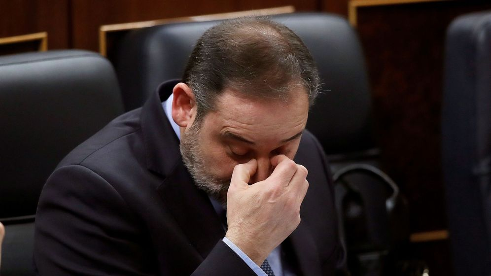 Foto: El ministro de Transportes, Movilidad y Agenda Urbana, José Luis Ábalos. (EFE)