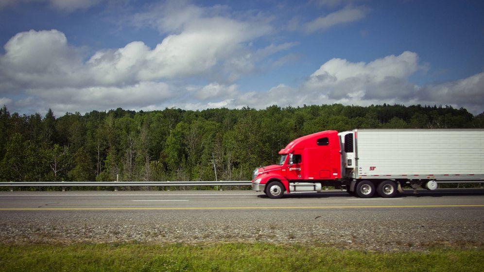 Foto: Más de 51.000 puestos de transportistas vacantes el pasado año en EEUU. (CC)