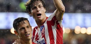 Post de Así es Roro Riquelme, la nueva perla del Atlético que ha enamorado a Simeone