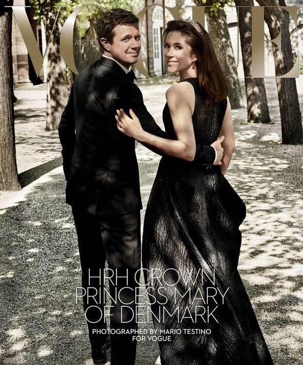 Foto: Portada de la revista 'Vogue' Australia